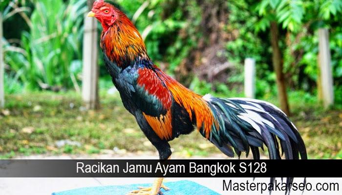 Racikan Jamu Ayam Bangkok S128