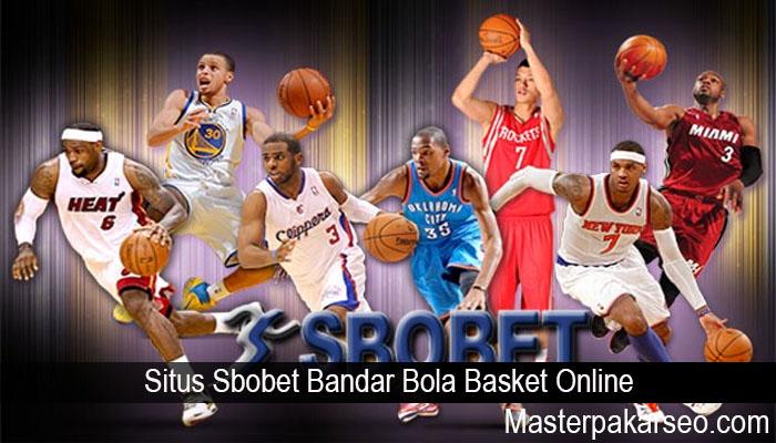 Situs Sbobet Bandar Bola Basket Online